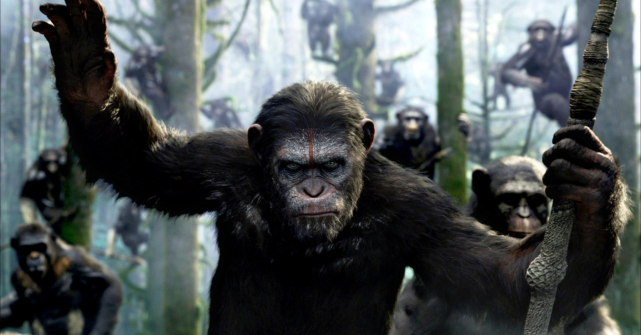 Jak zdefiniować blockbuster na nowo? Trylogia planety małp po latach