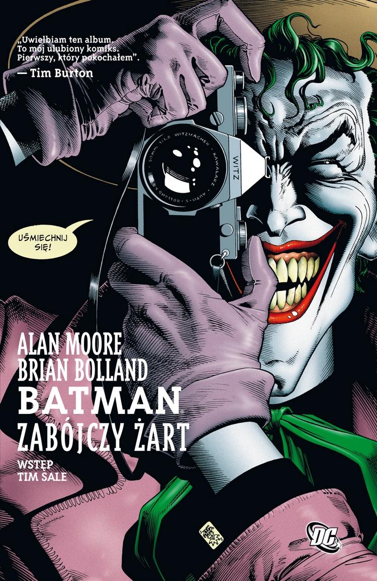 Batman: Zabójczy żart