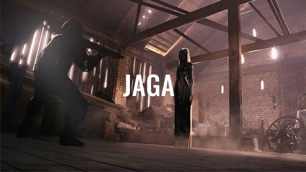Jaga - grudzień 2016 - Legendy Polskie - grafika