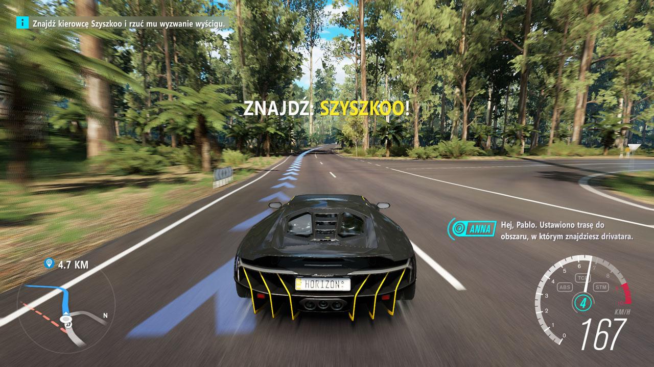 Forza Horizon 3 - screeny z gry