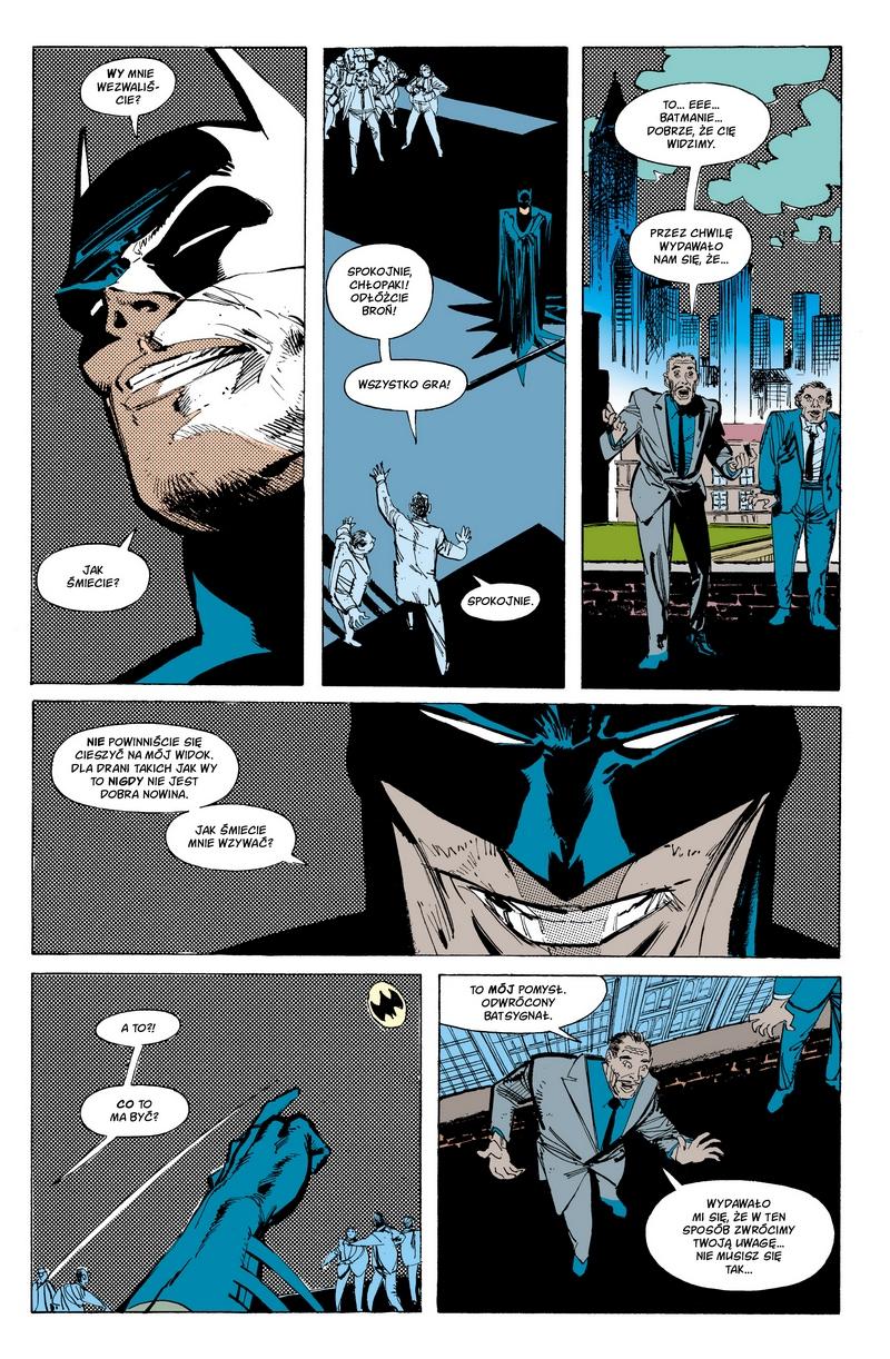 Batman. Gotyk - plansza
