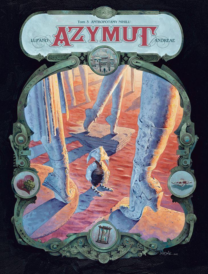 Azymut #03: Antropotamy Nihilu