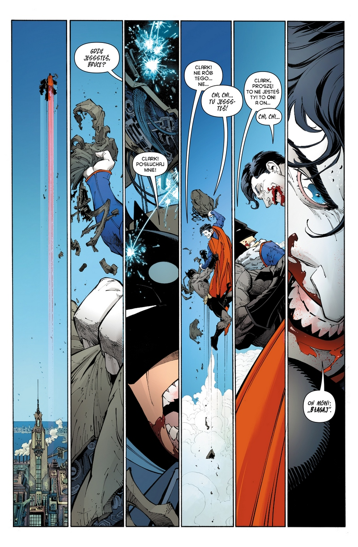 Batman #07. Ostateczna rozgrywka - plansza