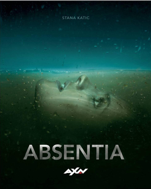 Absentia - plakat serialu