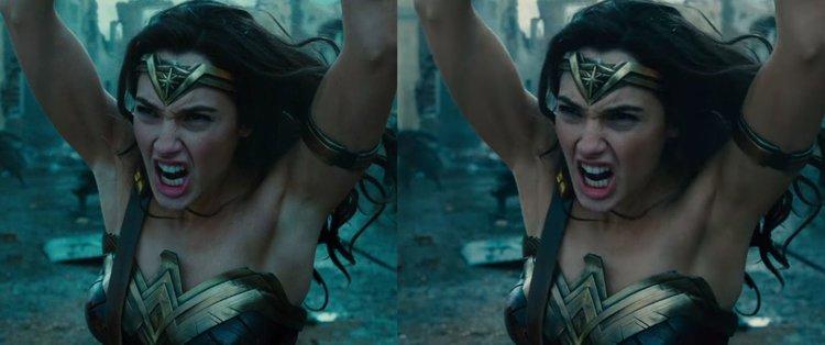 Wonder Woman - kadr ze zwiastuna
