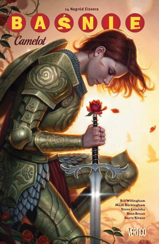 Baśnie 20. Camelot - okładka