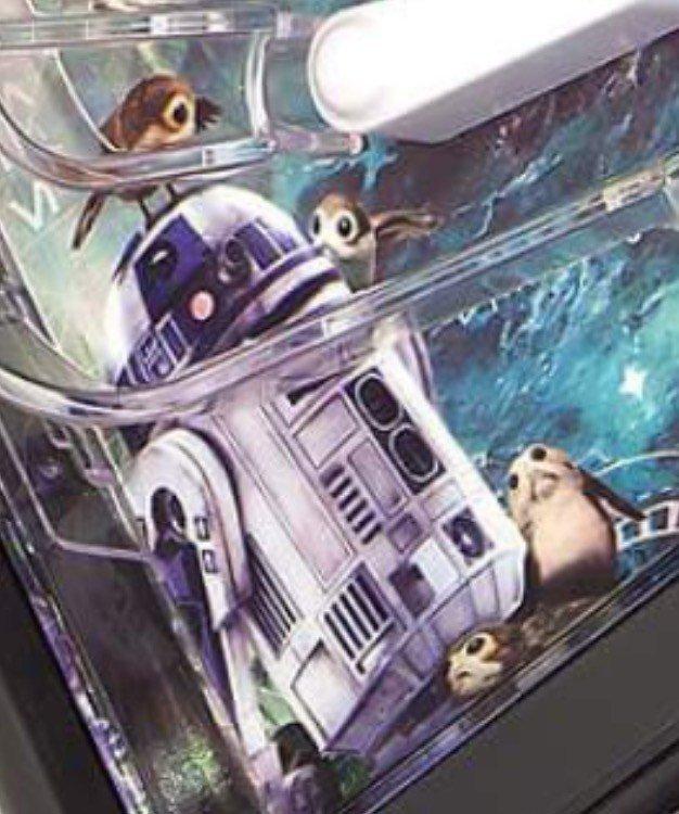 Gwiezdne Wojny: Ostatni Jedi - zdjęcie pinballa