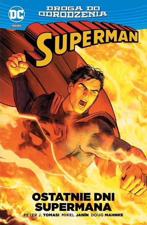 Superman - Ostatnie dni Supermana - komiks