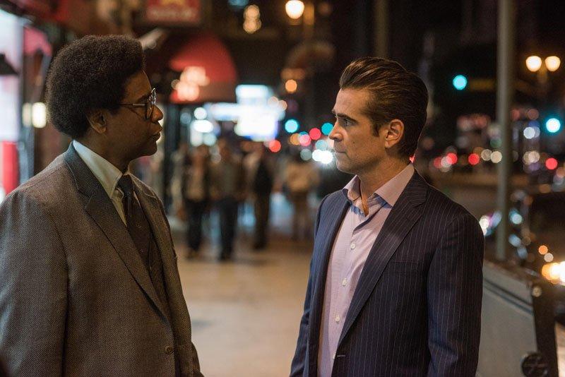 Denzel Washington i Colin Farrell