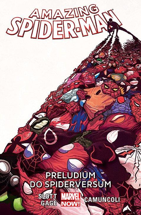 Amazing Spider-Man. Preludium do Spiderversum, tom 2