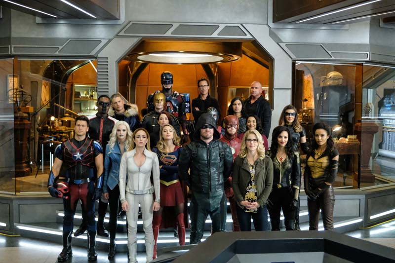 Legends of Tomorrow - Crisis on Earth-X, Part 4