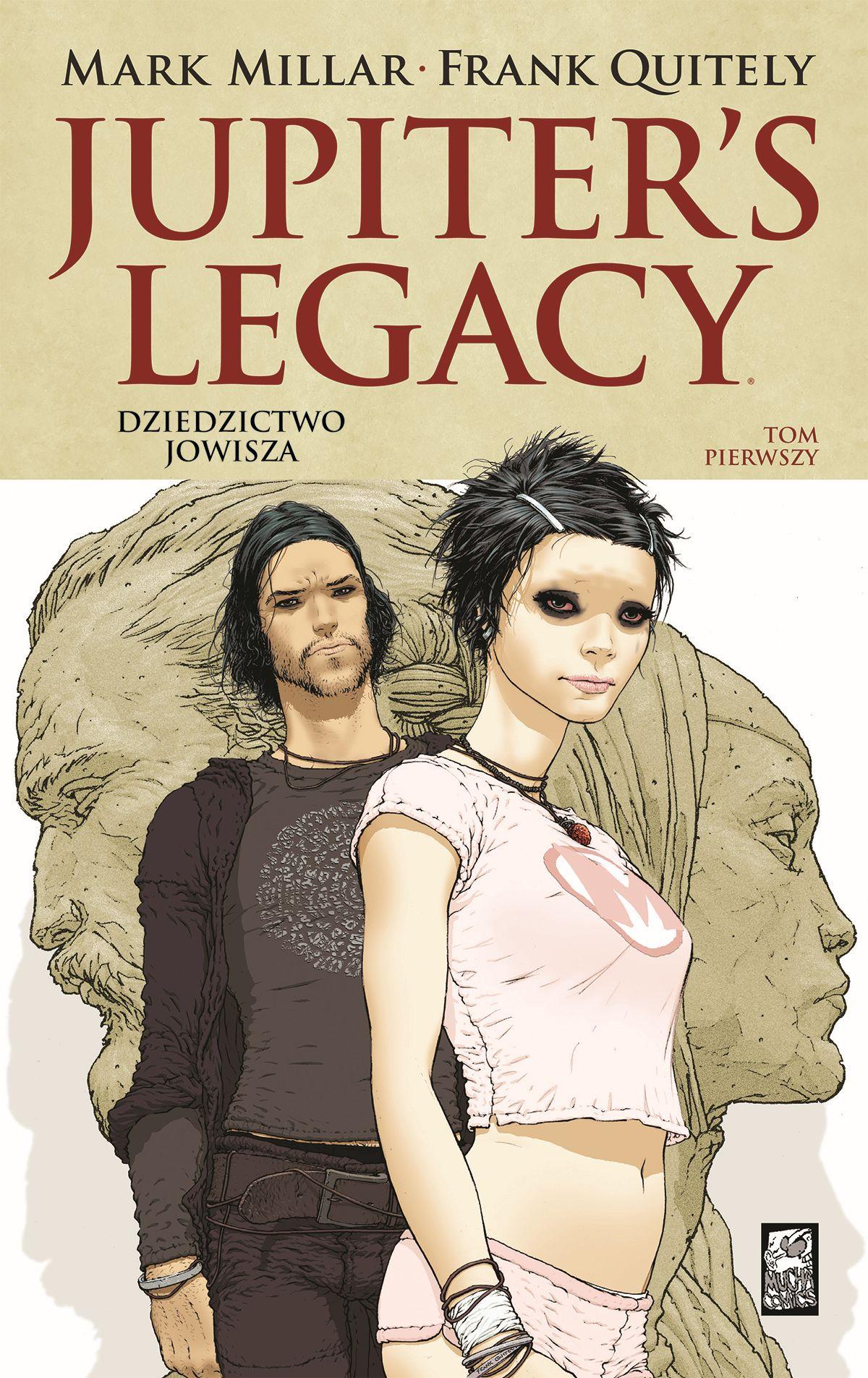 Jupiter's Legacy - okładka