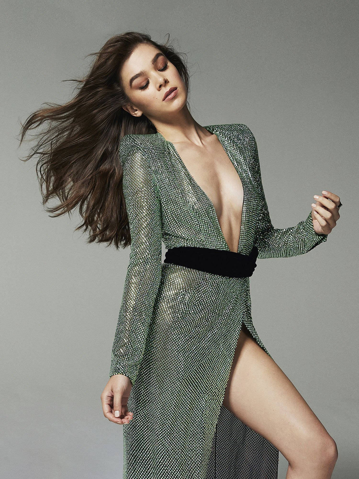 Hailee Steinfeld - sesja Marie Claire