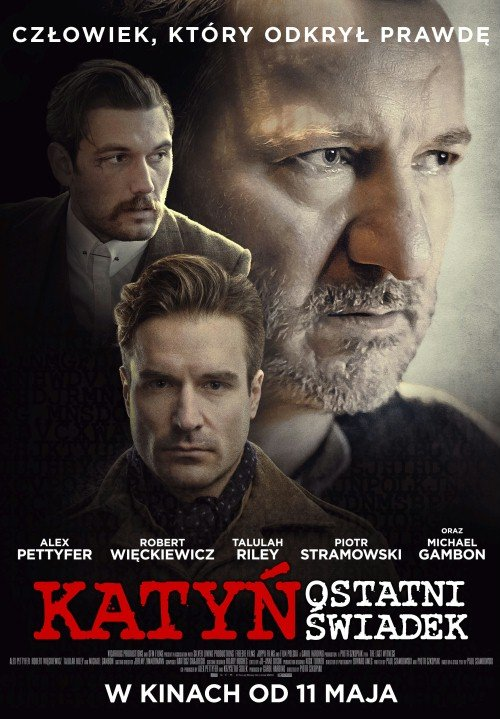 Katyn. Ostatni swiadek