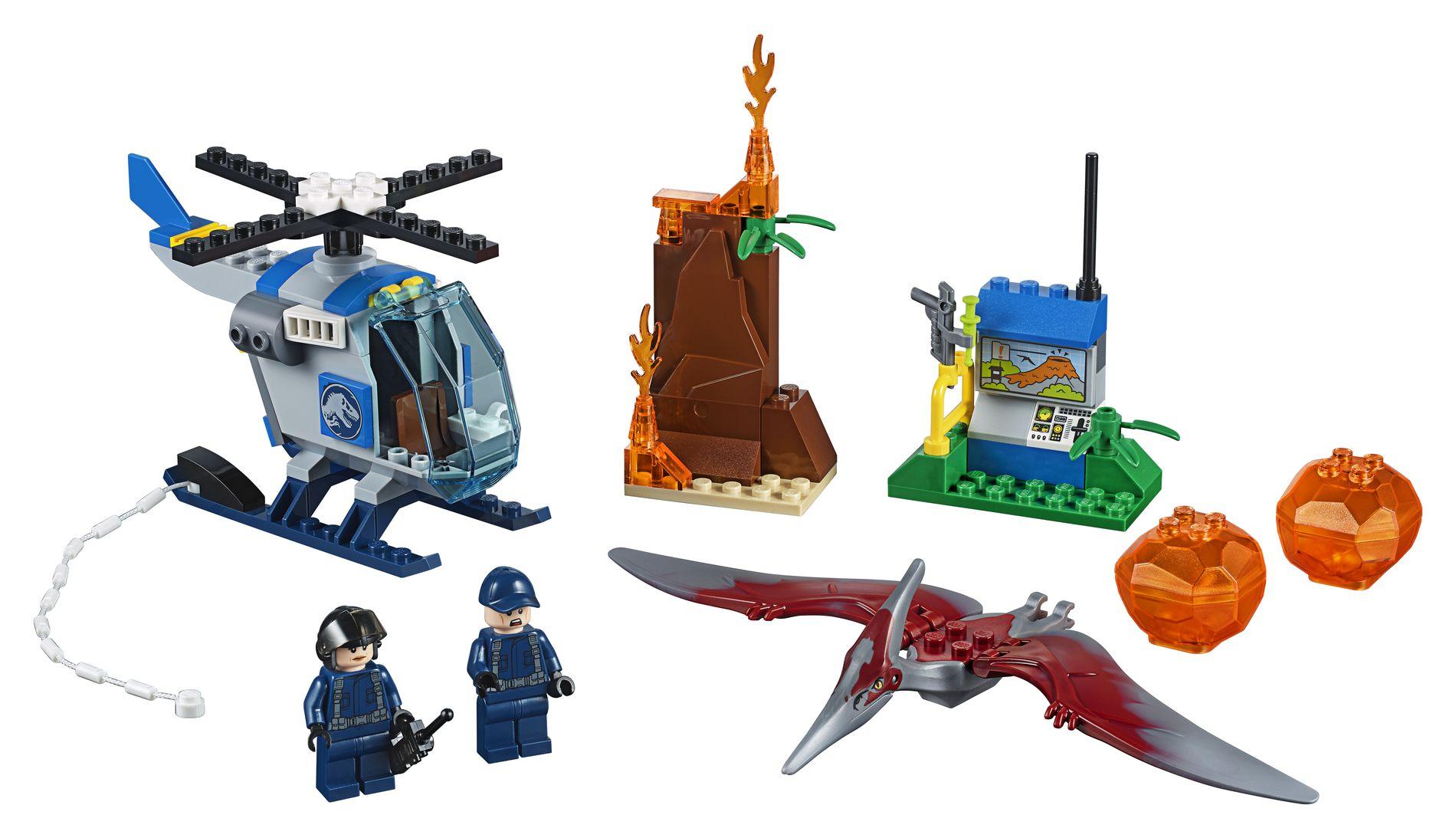 fot. LEGOLEGO Jurassic World