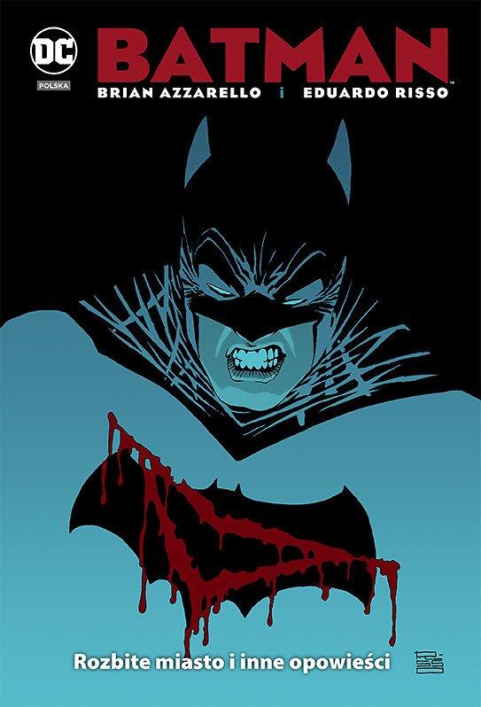 Batman. Rozbite miasto i inne opowieści - okładka