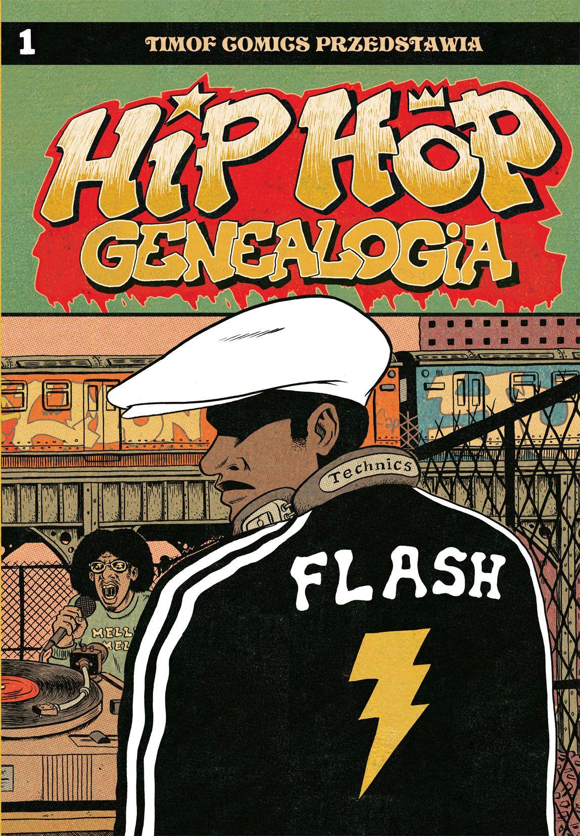 Hip Hop Genealogia #01