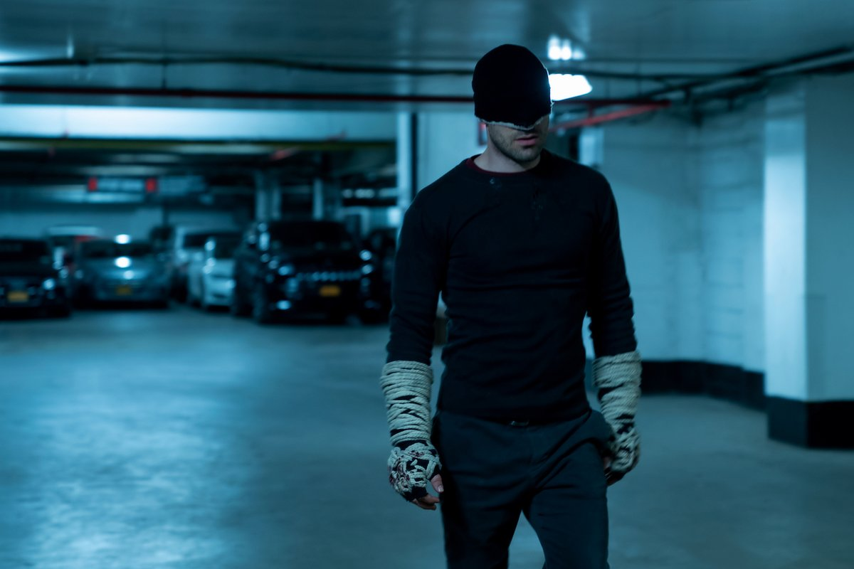 Daredevil - zdjęcie z 3. sezonu