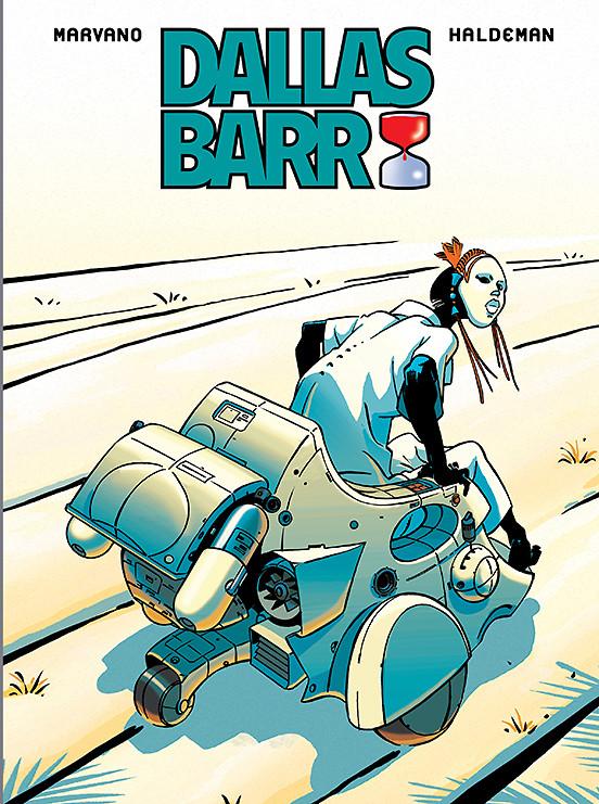 Dallas Barr – okładka