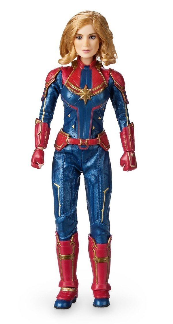 Kapitan Marvel - zabawka Disneya
