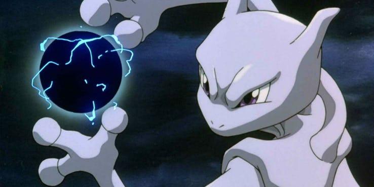 Mewtwo to psychiczny Pokemon, a zarazem jedno z najpotężniejszych stworzeń z I generacji. Stworzony został w wyniku eksperymentów przeprowadzanych przez naukowców.