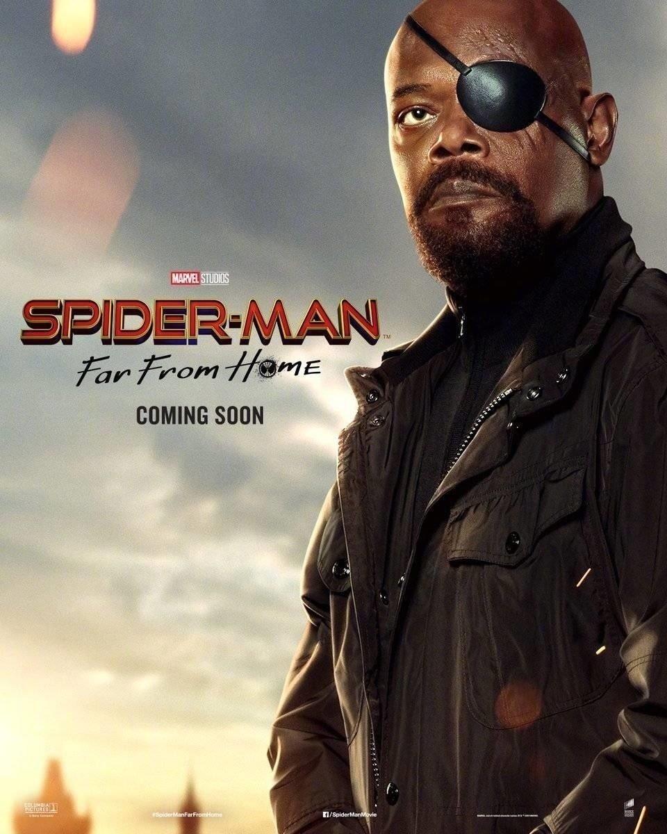 Spider-Man: Daleko od domu - plakat