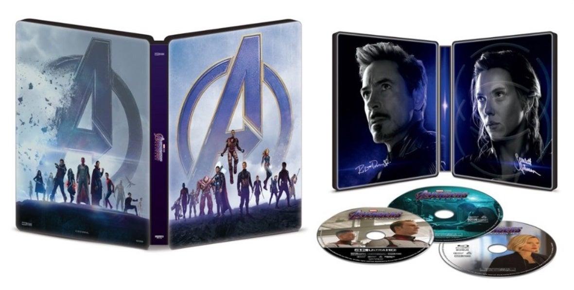 Avengers: Koniec gry - Blu-ray