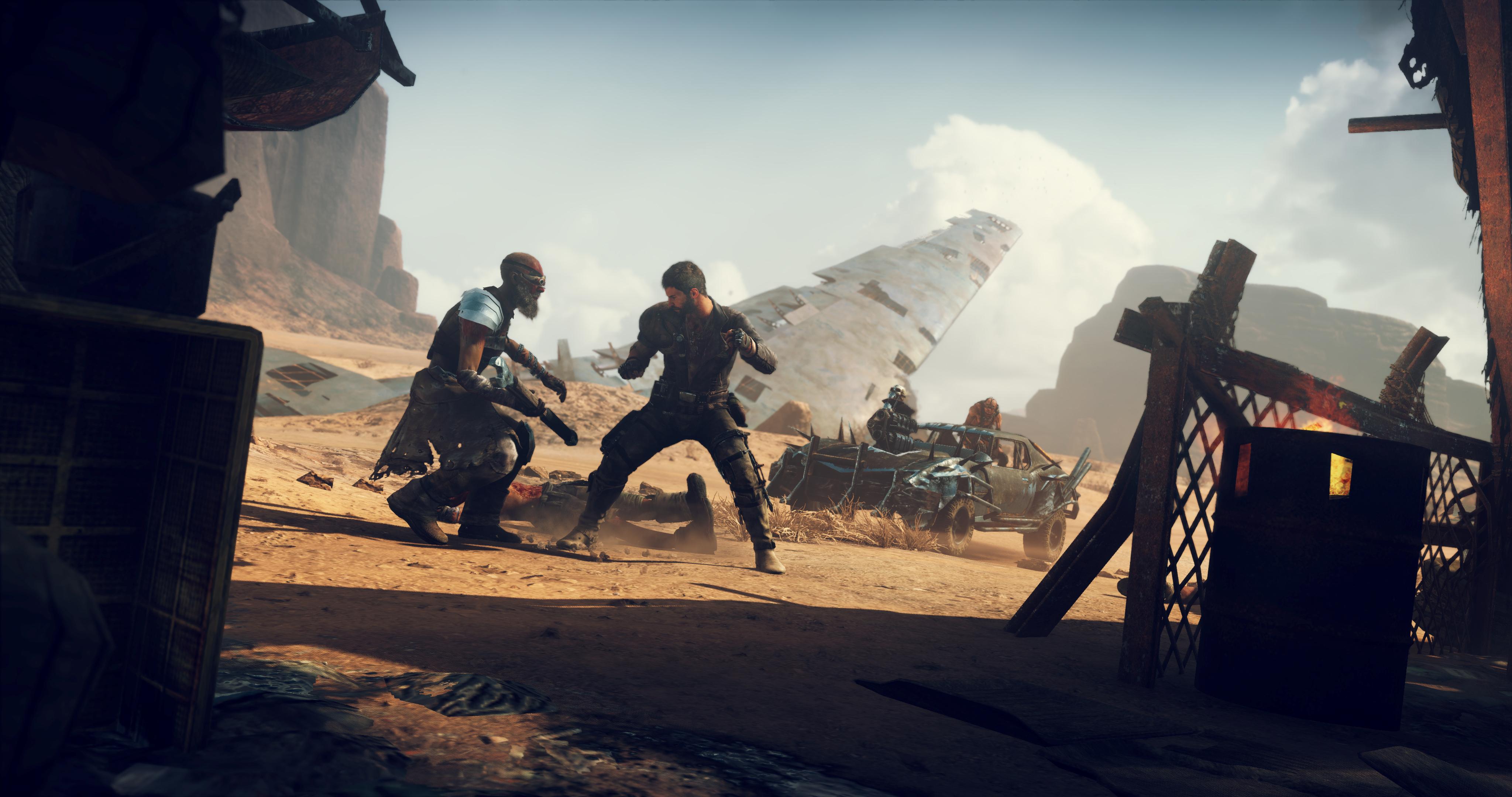 Mad Max to gra akcji stworzona przez Avalanche Studios i luźno powiązana z filmową serią pod tym samym tytułem. Akcję gry osadzono w niebezpiecznym, postapokaliptycznym świecie.