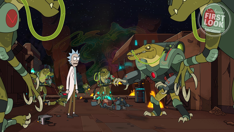 Rick and Morty 4. sezon - zdjęcie