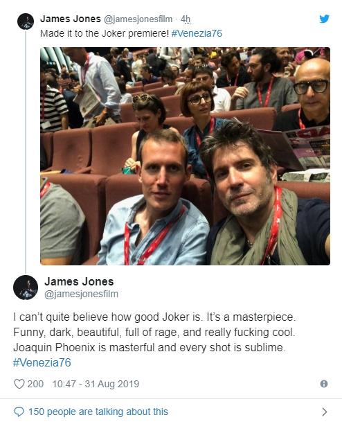 Joker - pierwsze opinie na temat filmu