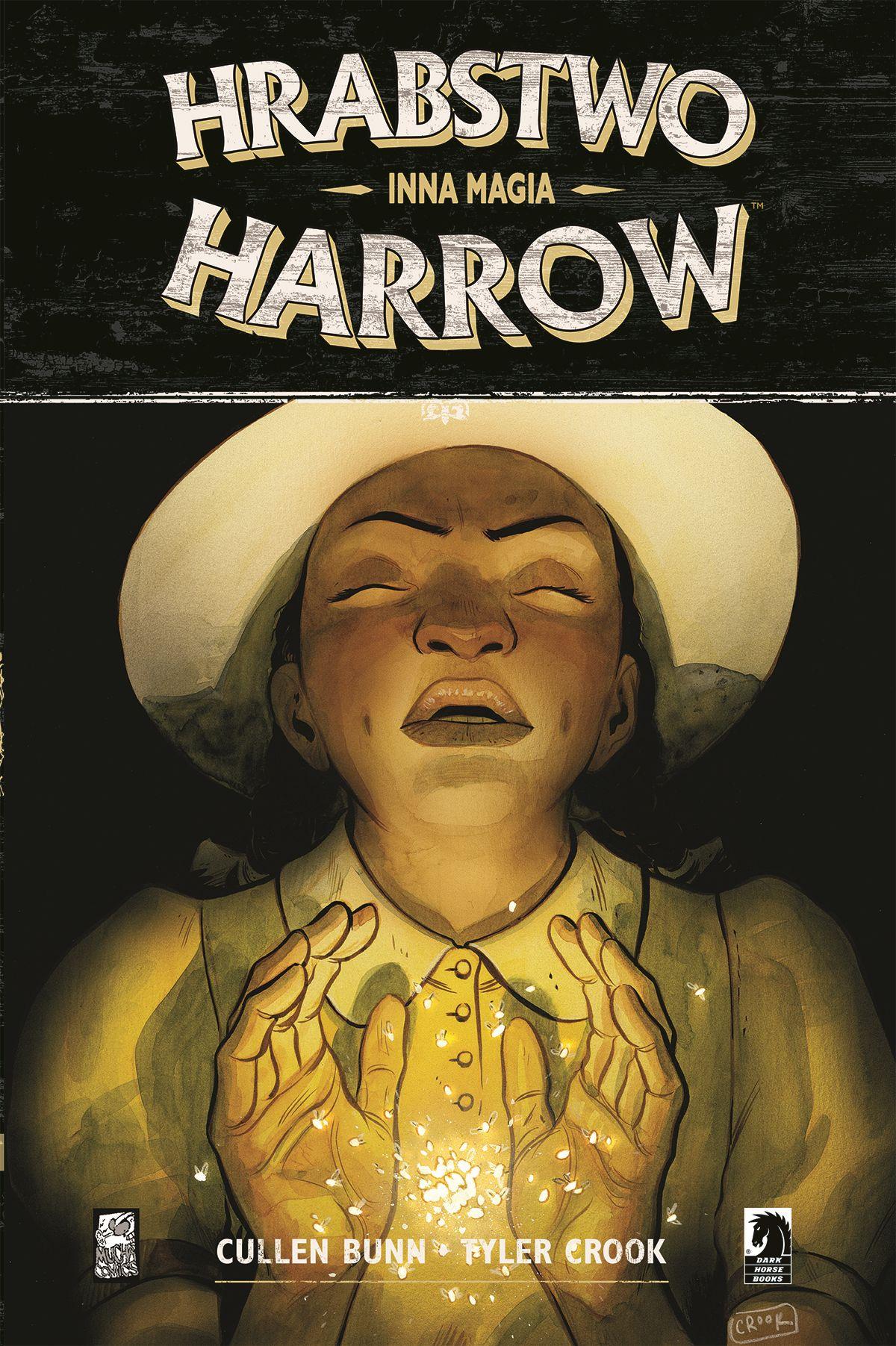 Hrabstwo Harrow. Tom 6 - okładka