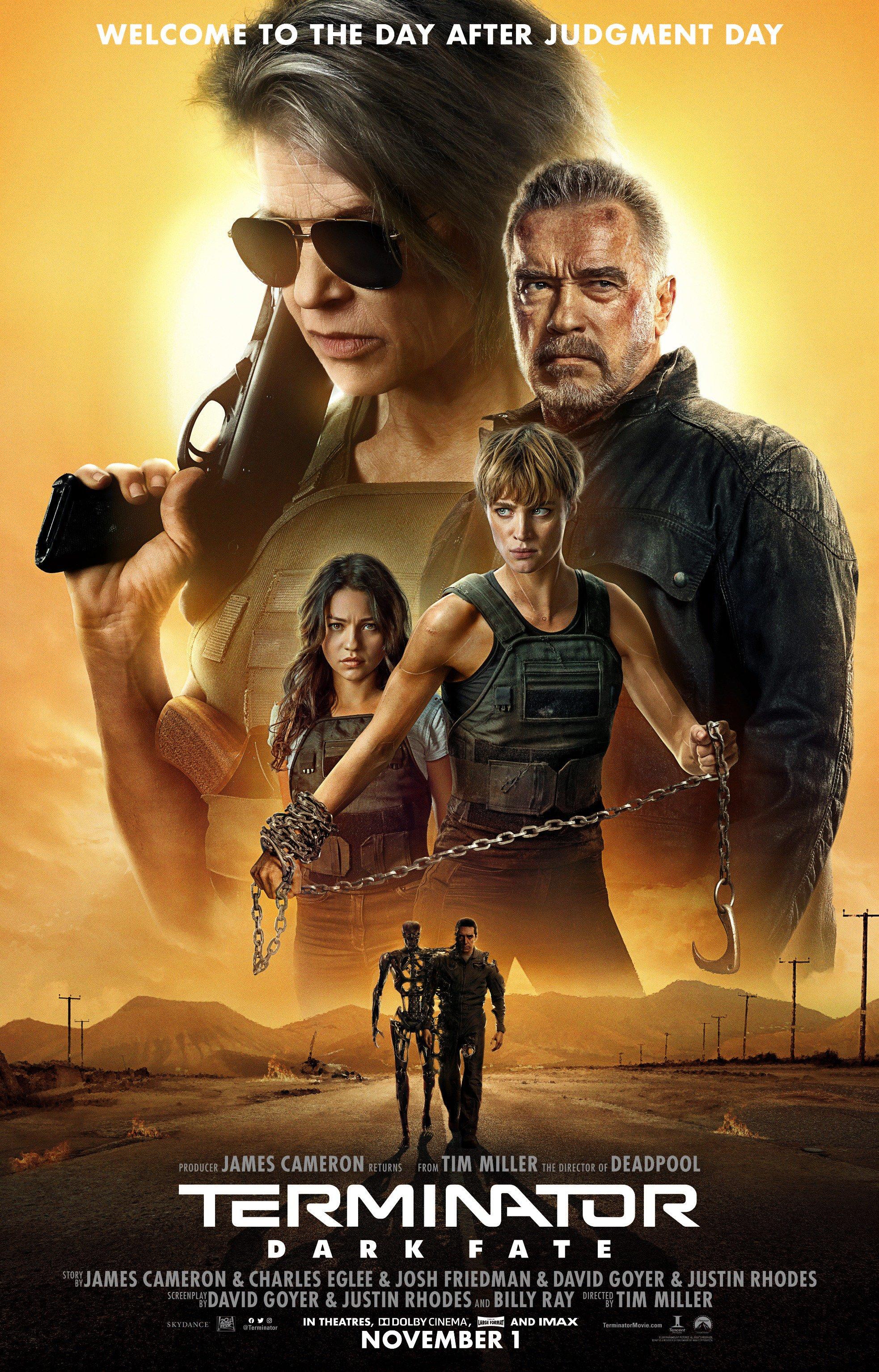 Terminator: Mroczne przeznaczenie (