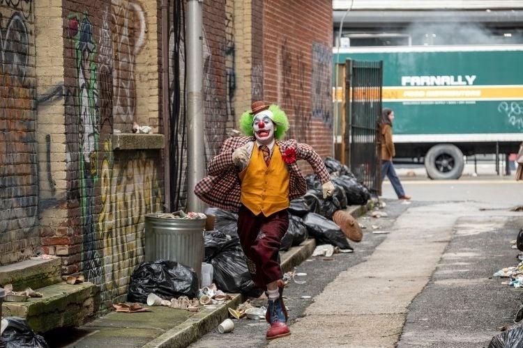 Joker - zdjęcia z filmu