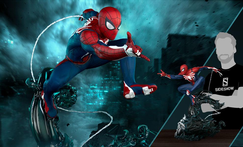 Marvel's Spider-Man - figurka Pająka