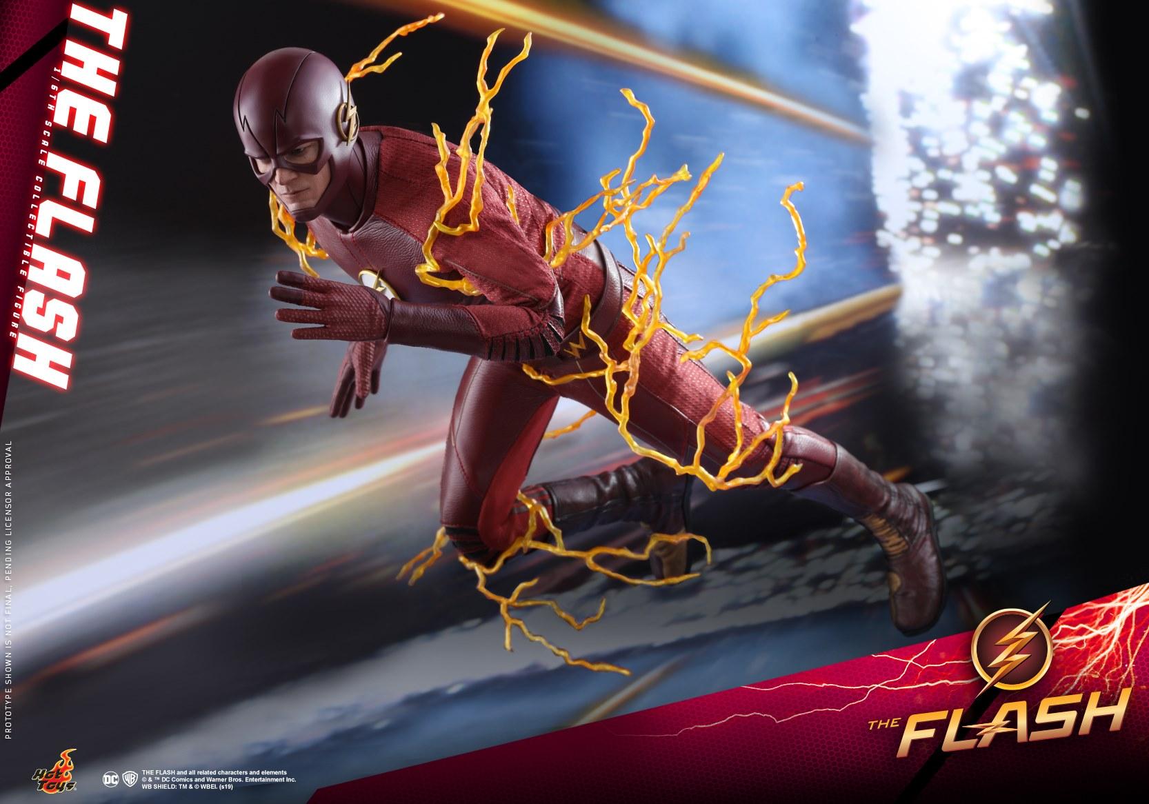 Flash - figurka kolekcjonerska