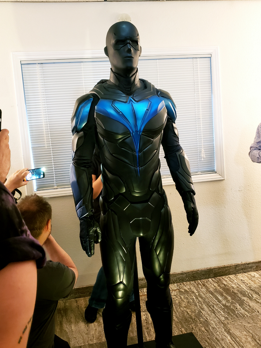 Titans - strój Nightwinga