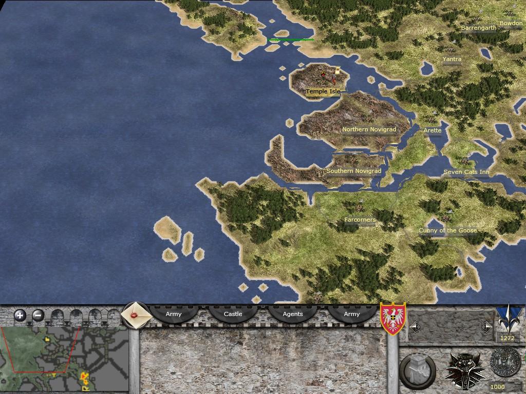 Witcher: Total War