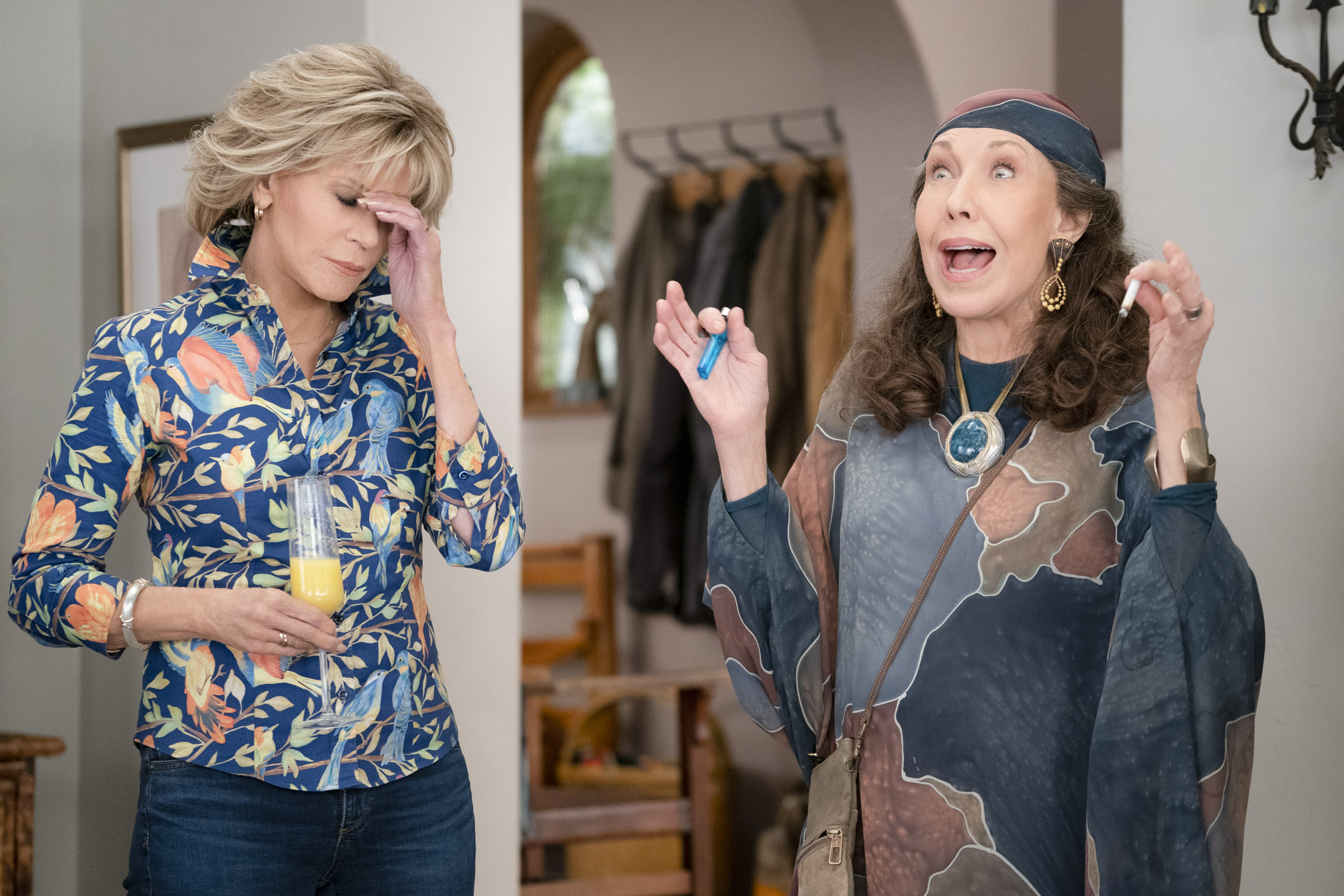 Grace and Frankie 6. sezon