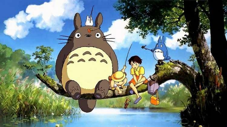 Mój sąsiad Totoro: premiera 1 lutego