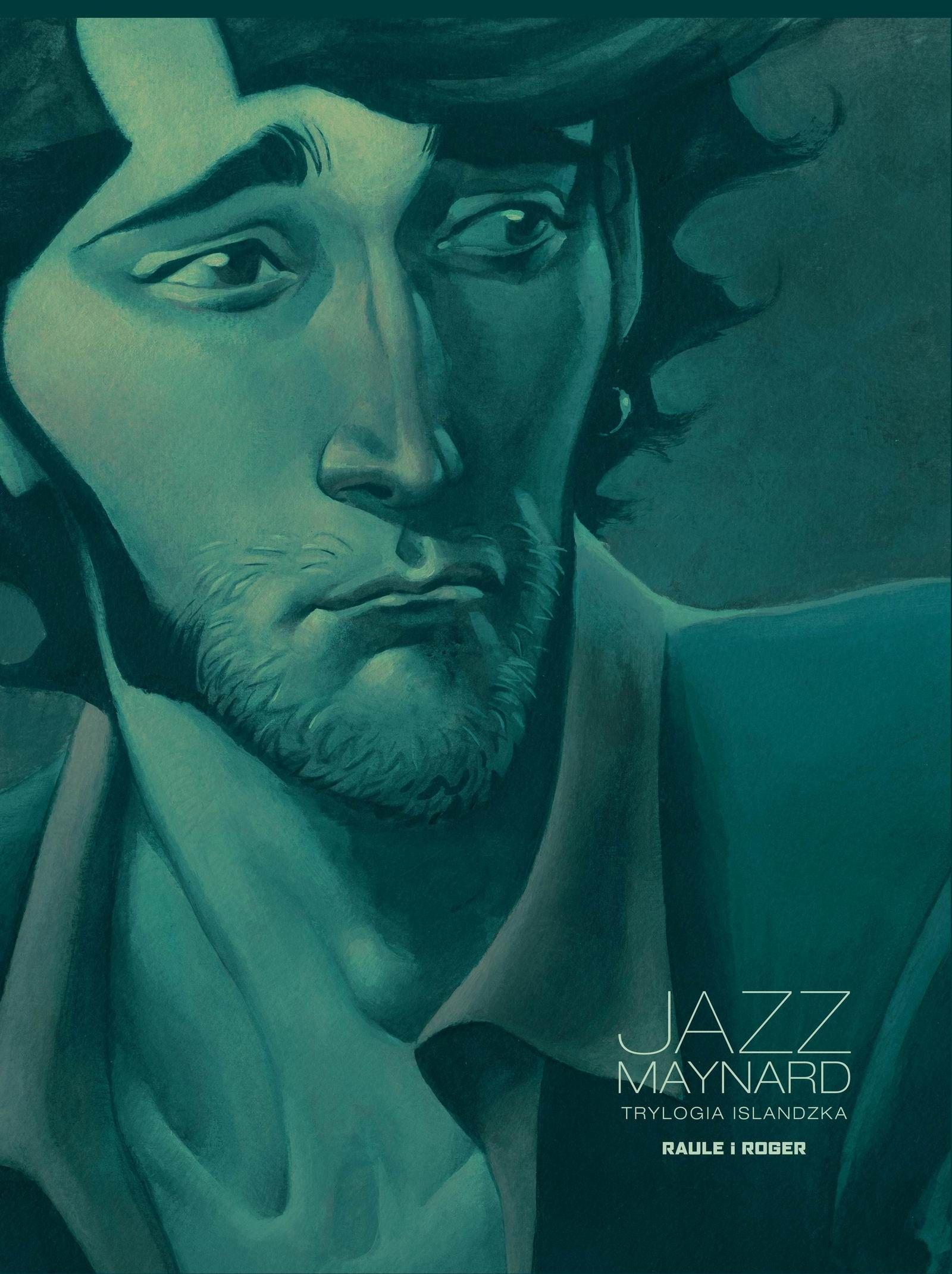 Jazz Maynard, tom 2 - okładka