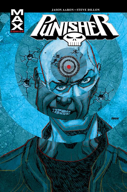 Punisher Max, tom 8 okładka