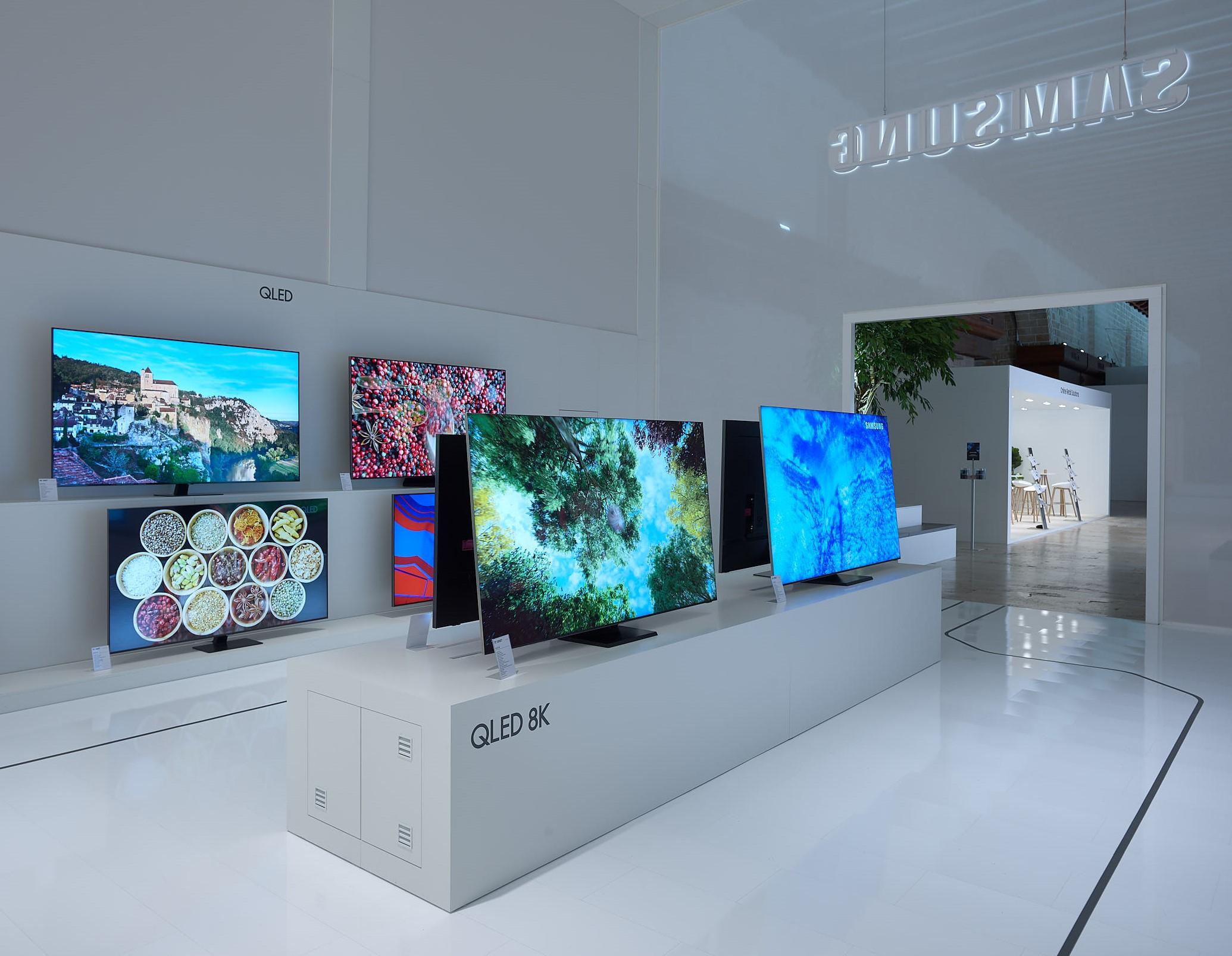 Samsung - oferta telewizorów na rok 2020
