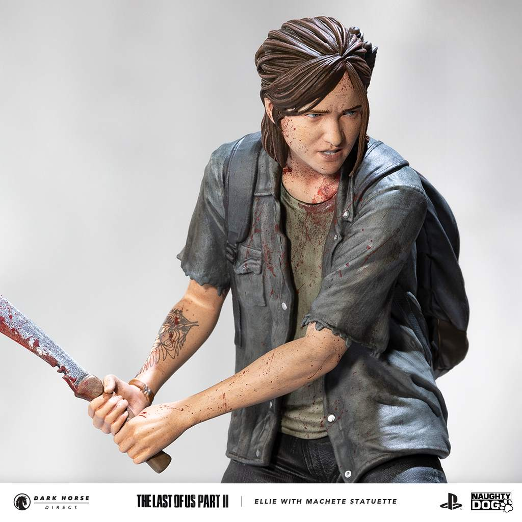 The Last of Us: Part II – figurka Ellie