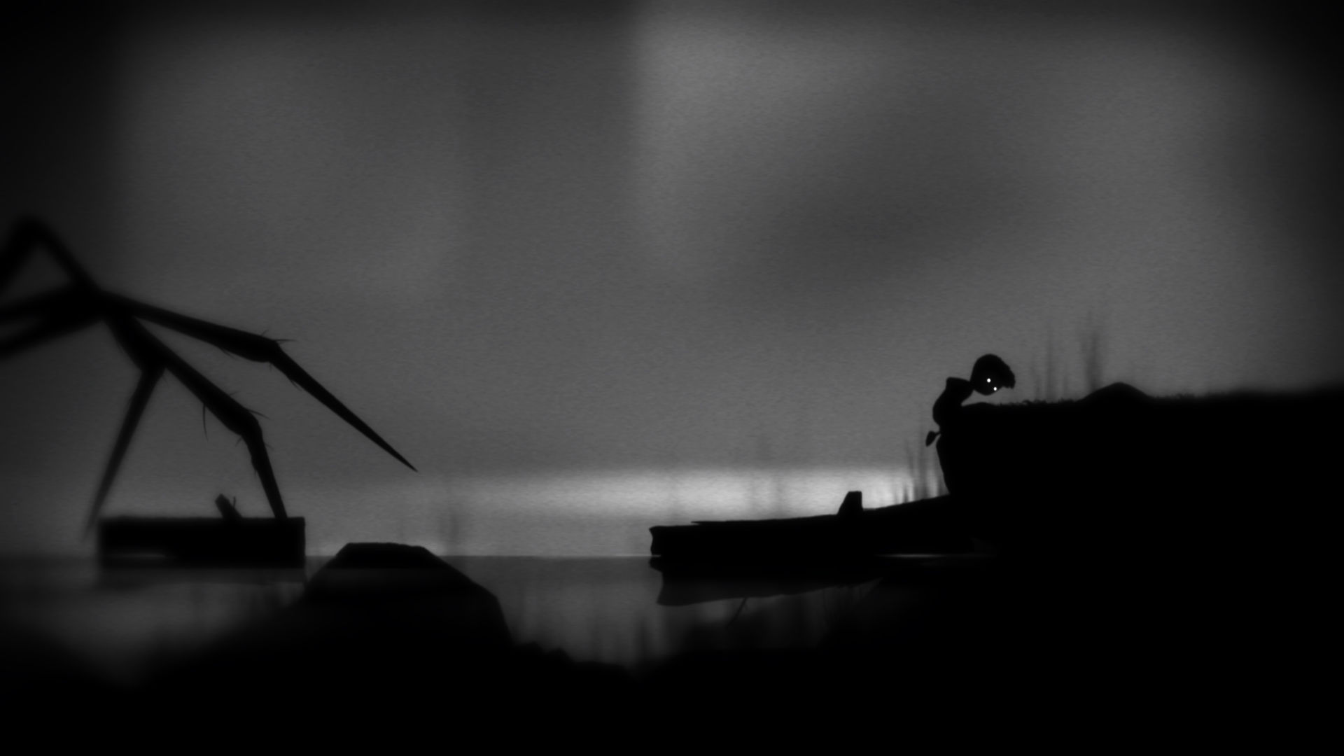 7. (ex aequo) Limbo (PlayStation 3) - średnia ocen: 90