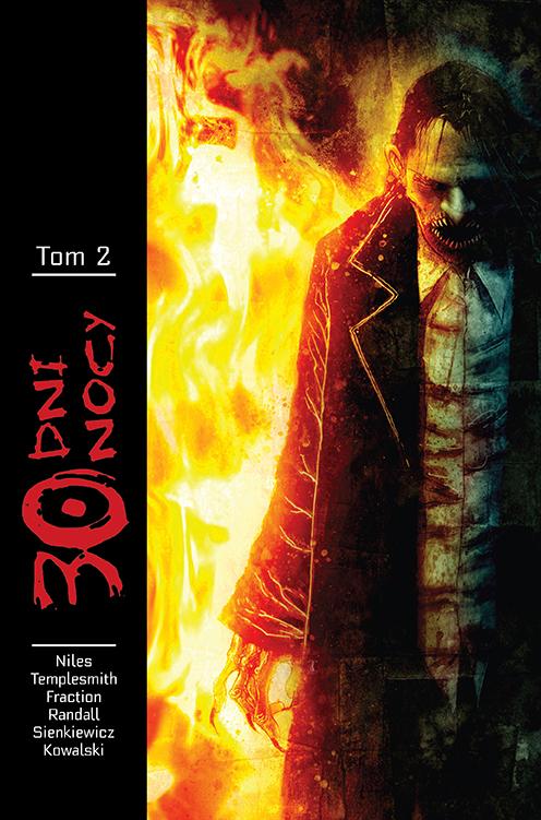 30 Dni Nocy, tom 2 - okładka
