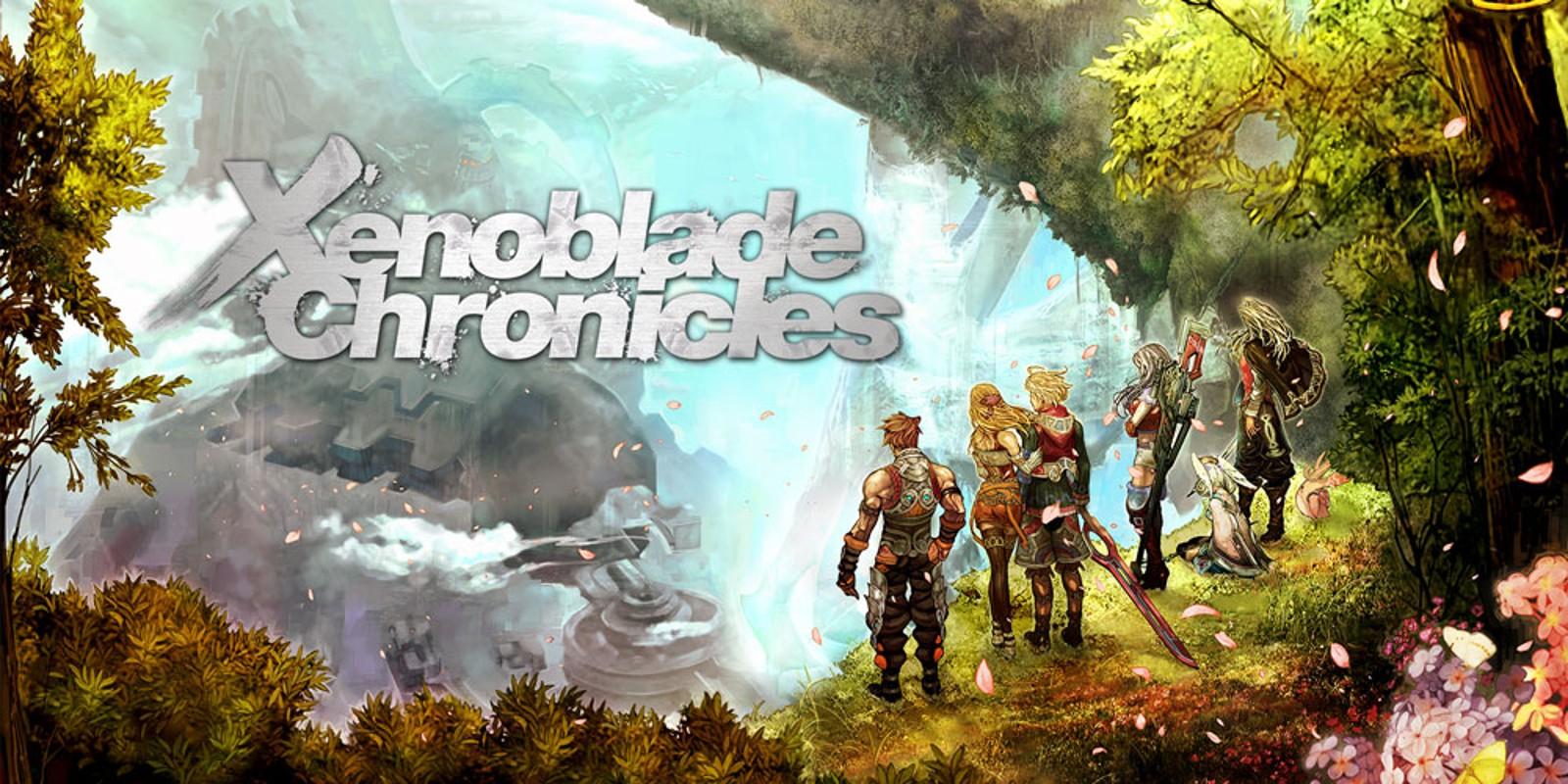 5. (ex aequo) Xenoblade Chronicles (Nintendo Wii) - wynik Metacritic: 92/100