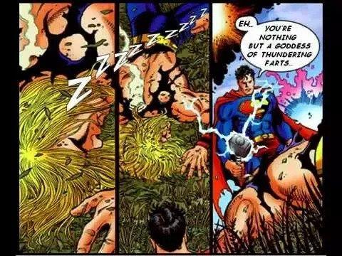 JLA/Avengers (2003) - plansze