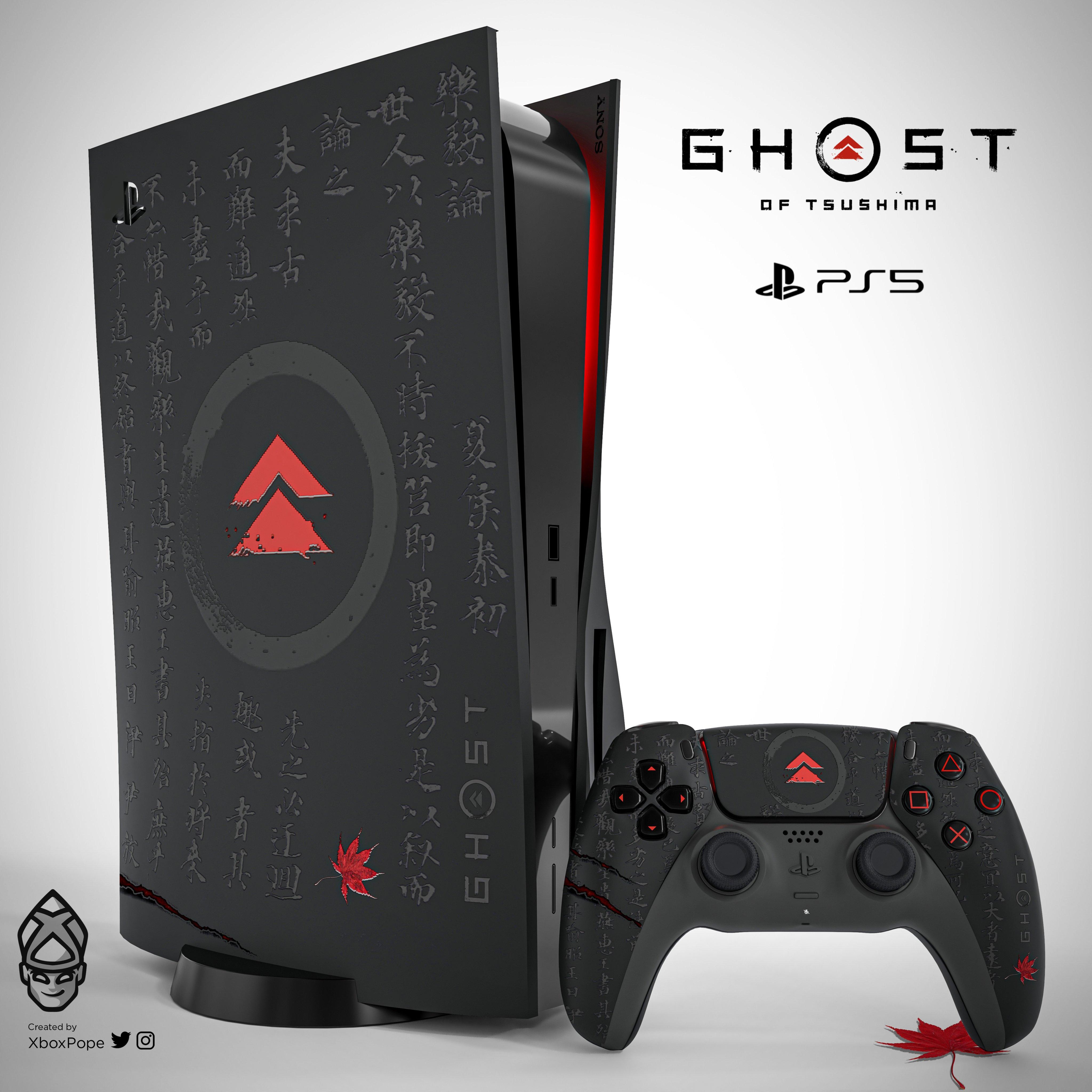 PlayStation 5 - Ghost of Tsushima