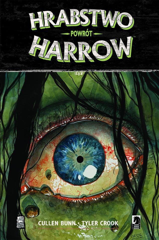 Hrabstwo Harrow. Tom 8. Powrót - okładka