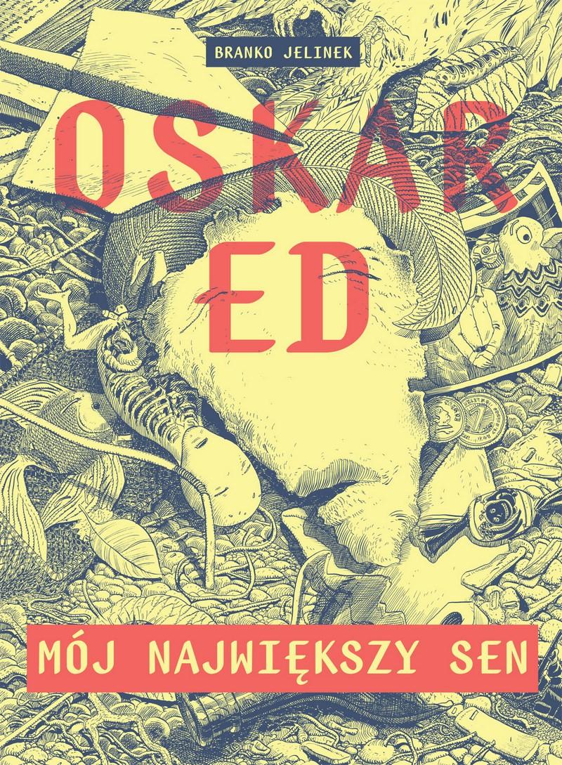 Oskar Ed okładka